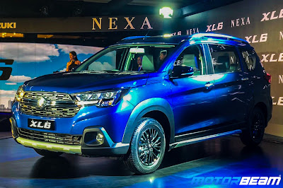Maruti Suzuki has launched the XL6 model in India