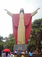 Kamay ni Hesus at Lucban, Quezon