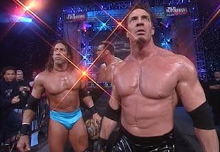 WCW Superbrawl Revenge 2001 - Chuck Palumbo & Sean O'Haire