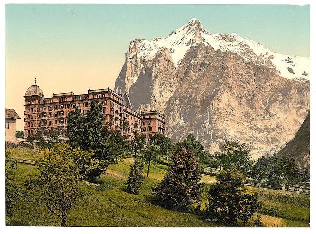 Bear Hotel, Grindelwald
