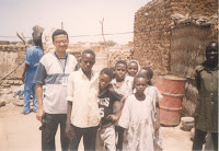 Ghaiath Hussein Darfur with children national survey