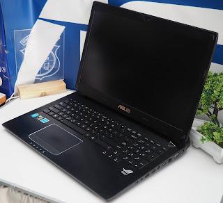 Laptop Gaming Asus ROG G750JM Second