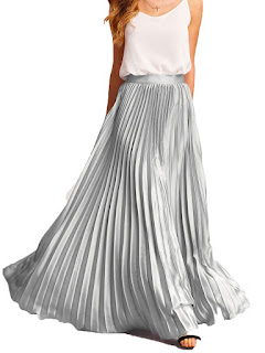 http://fr.shein.com/Silver-Zipper-Side-Pleated-Flare-Maxi-Skirt-p-264354-cat-1732.html