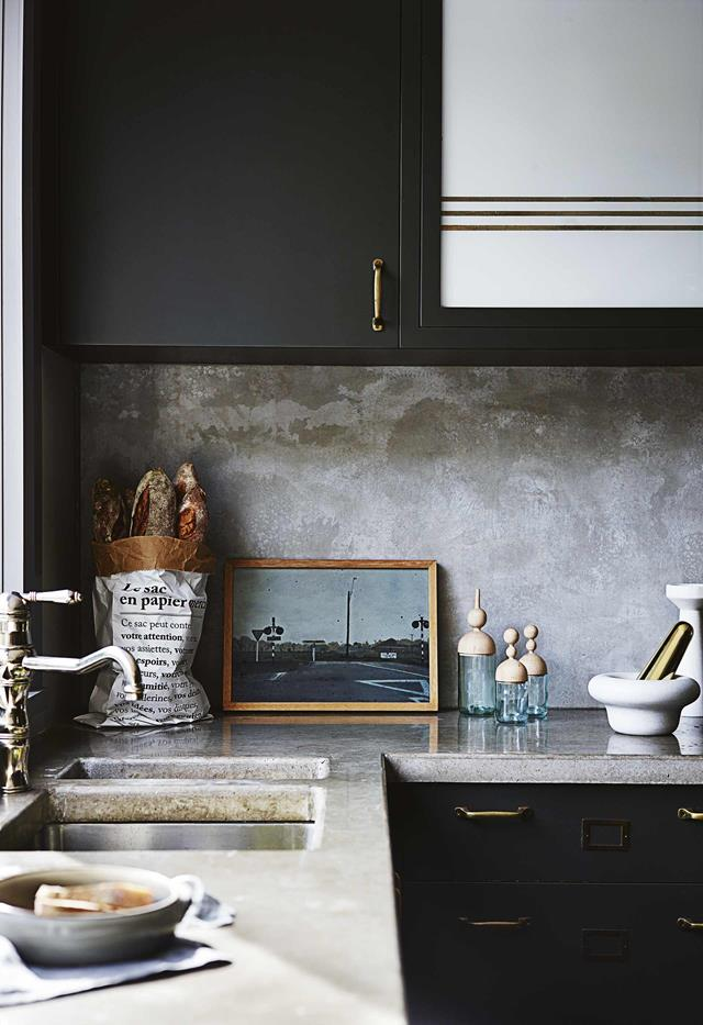 Stylist Claire Delmar's 1900s home renovation in Sydney