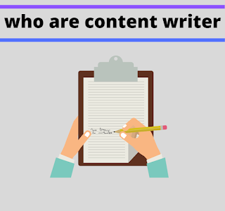 who-are-content-writer
