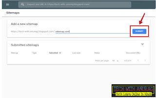 Add Sitemaps In Google Search Console