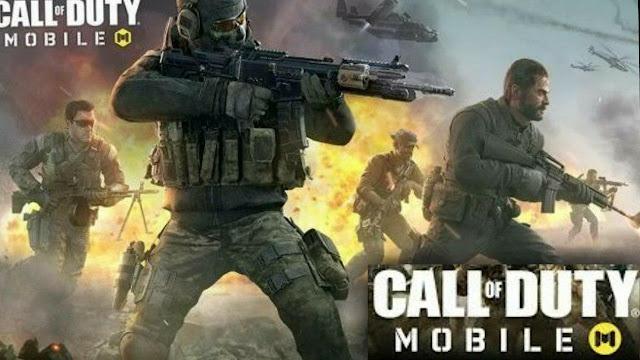 تحميل لعبة Call of duty Mobile كول اوف ديوتي موبايل مهكره لجميع اجهزة الاندرويد وهواوي وايفون جديد 2020