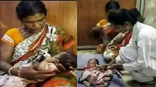 चेहरे की खूबसूरती बेकार न हो इसलिए मां ने नवजात को नहीं पिलाया अपना दूध, मासूम बच्चा अस्पताल में भर्ती..!
