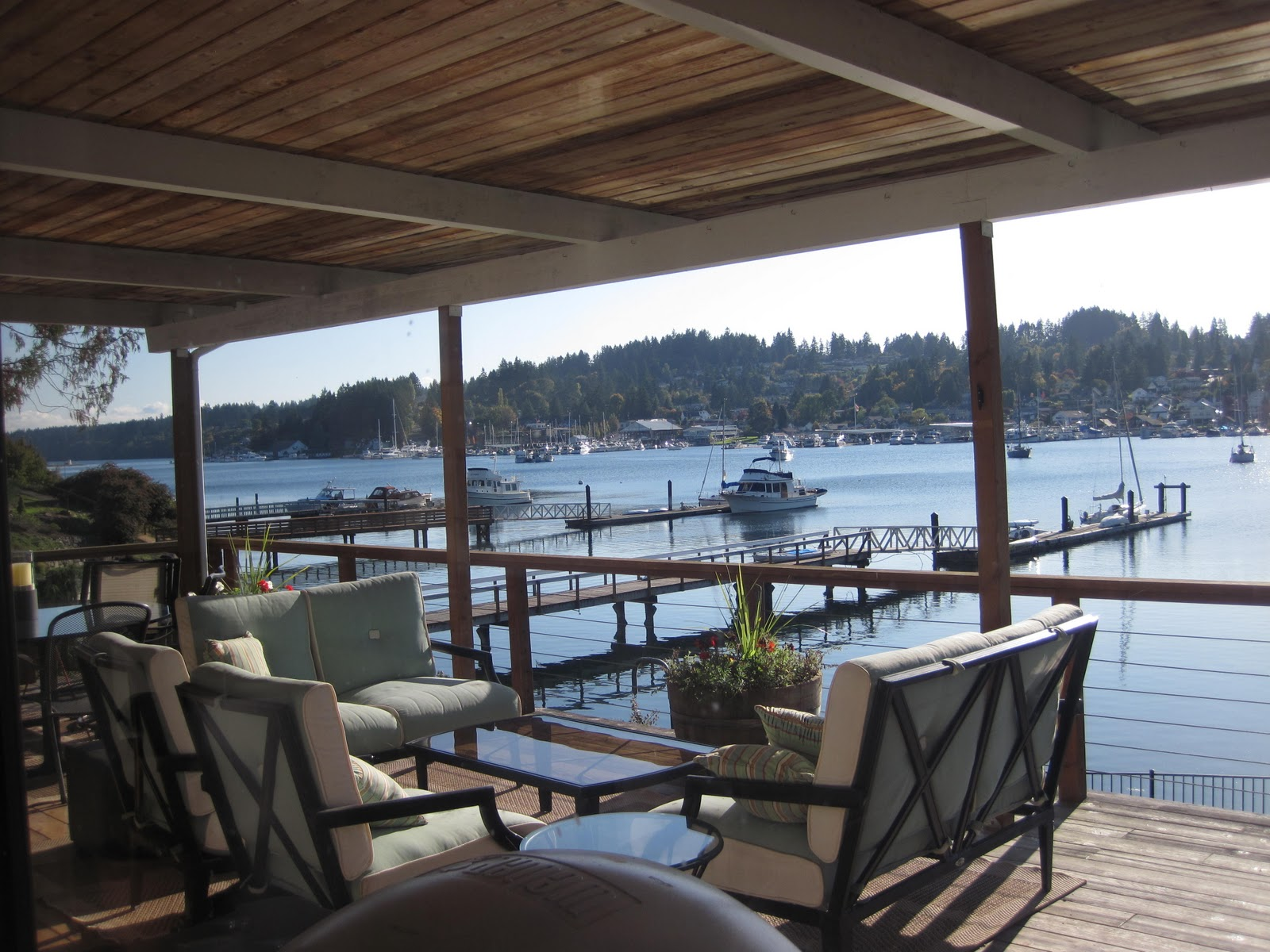 Waterfront Gig Harbor Bay 3bed 2bath W Dock