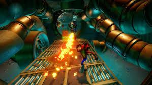 لعبة crash bandicoot n. sane trilogy للكمبيوتر من ميديا فاير