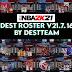 [LATEST UPDATE] NBA 2K21 DEST ROSTER V21.07.16 (July 16, 2021)  + 98  Teams AIO by destteam