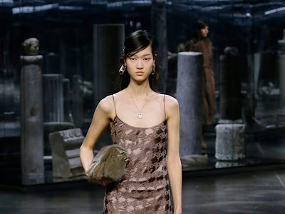 Ready-to-wear debut at Fendi