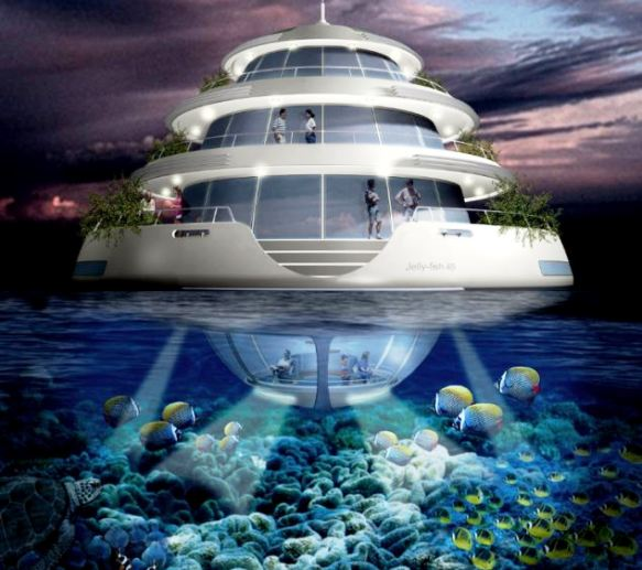 UTOPICUS : > The Seasteading Concept