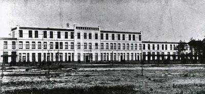 Het Apeldoornsche Bosch rond 1930, hoofdgebouw
