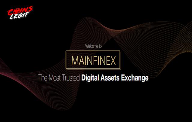 Airdrop Mainfinex - Free 80 XVX ~$4
