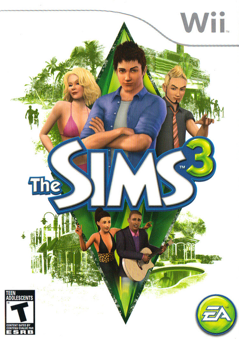 [WII] [NTSC] The Sims 3