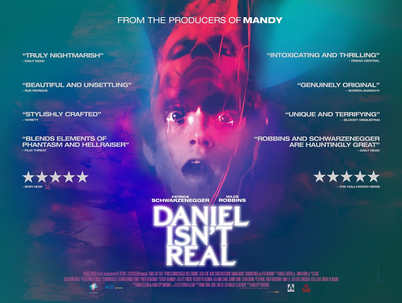 Daniel Isn't Real | Independent Horror Review |