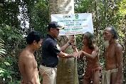 Bupati Tebo Launcing Program Waris Pohon