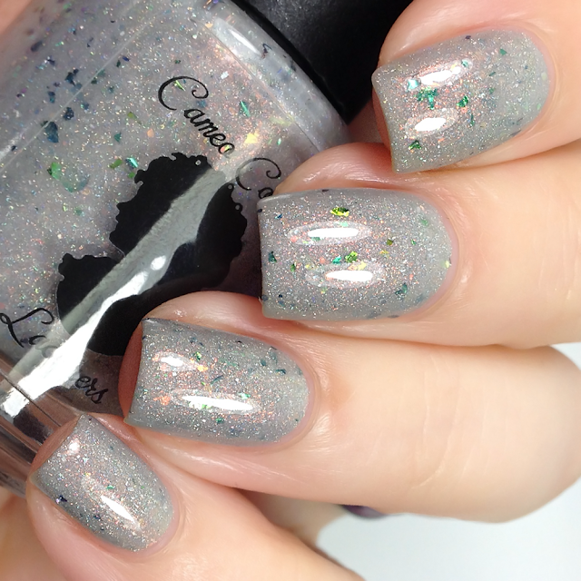 Cameo Colours Lacquer-Courage of the Heart