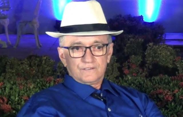 Nas redes sociais neste sábado, deputado Galego Souza lança pré-candidatura a prefeito de São Bento