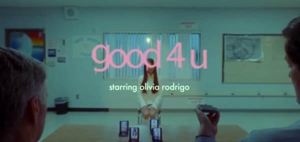 olivia rodrigo good 4 u lyrics