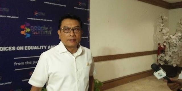Moeldoko jawab kritik Prabowo: Kita enggak ugal-ugalan!