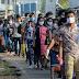 கொழும்பில் நிர்க்கதிக்குள்ளாகியிருந்த 500 பேர் சொந்த இடங்களுக்கு