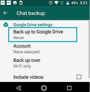 Cara Mengembalikan Chat WhatsApp Dari Kartu SD 3