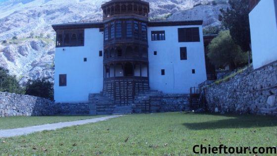 Gilgit Serena Hotel: