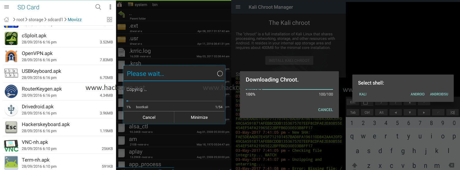 How To Install Kali NetHunter On Any Android Device