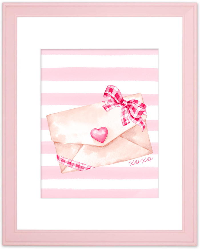 Free Valentines Printables for the Home