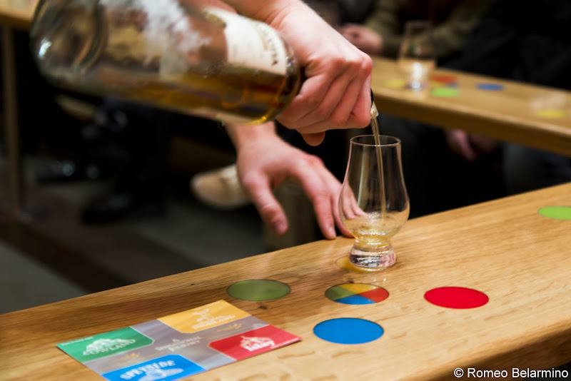 Whisky Tasting Scotch Whisky Experience Things to Do in Edinburgh in 3 Days Itinerary