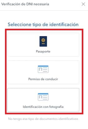 Validar Identidad en Coinbase Comprar Criptomoneda