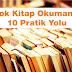 Çok Kitap Okumanın 10 Pratik Yolu