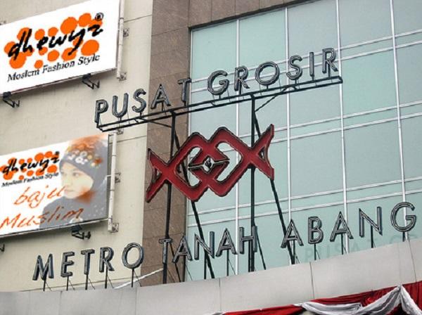 Cara Naik Kereta KRL Commuter Line ke Pusat Grosir Metro Tanah Abang (PGMTA)