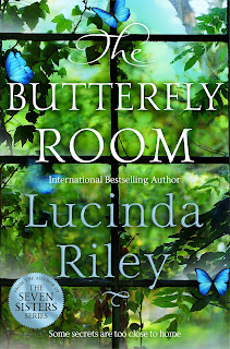 The Butterfly Room by Lucinda Riley book cover