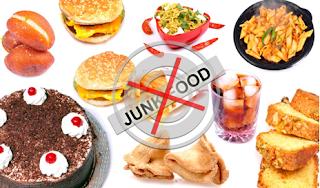 Mengurangi Konsumsi Makanan Cepat Saji