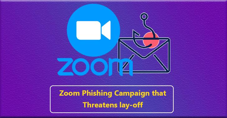 Zoom Phishing