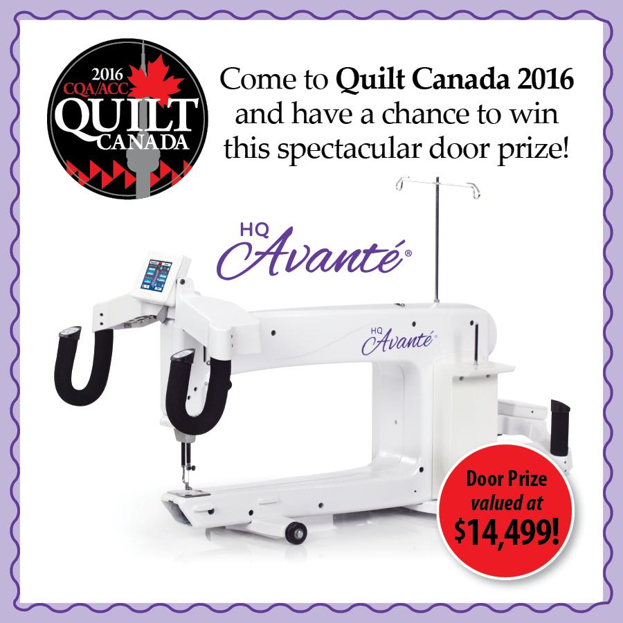 Canadian Quilting Cqa Acc Quilt Canada 2016