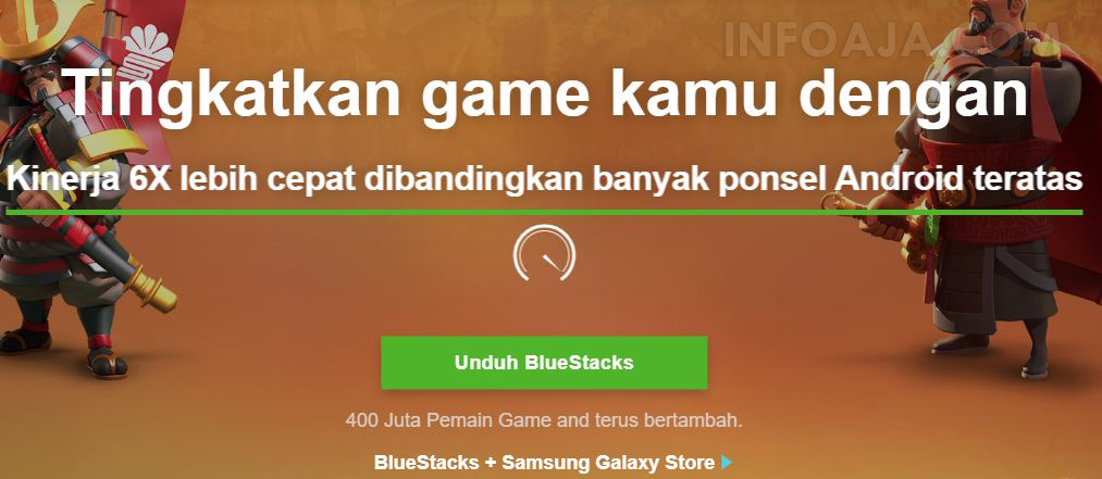 halaman bluestacks