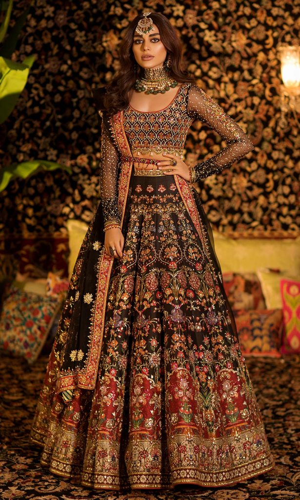 New Nomi Ansari Bridal Suits 2020 for Your Big Day