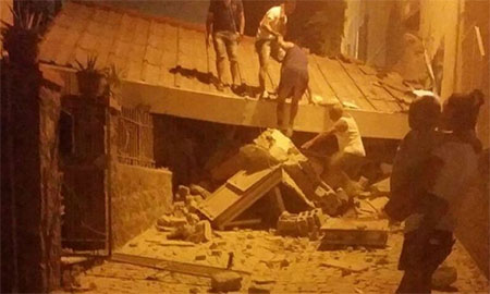 Italy: 1 die due to Earthquake ; nearly 20 injured
