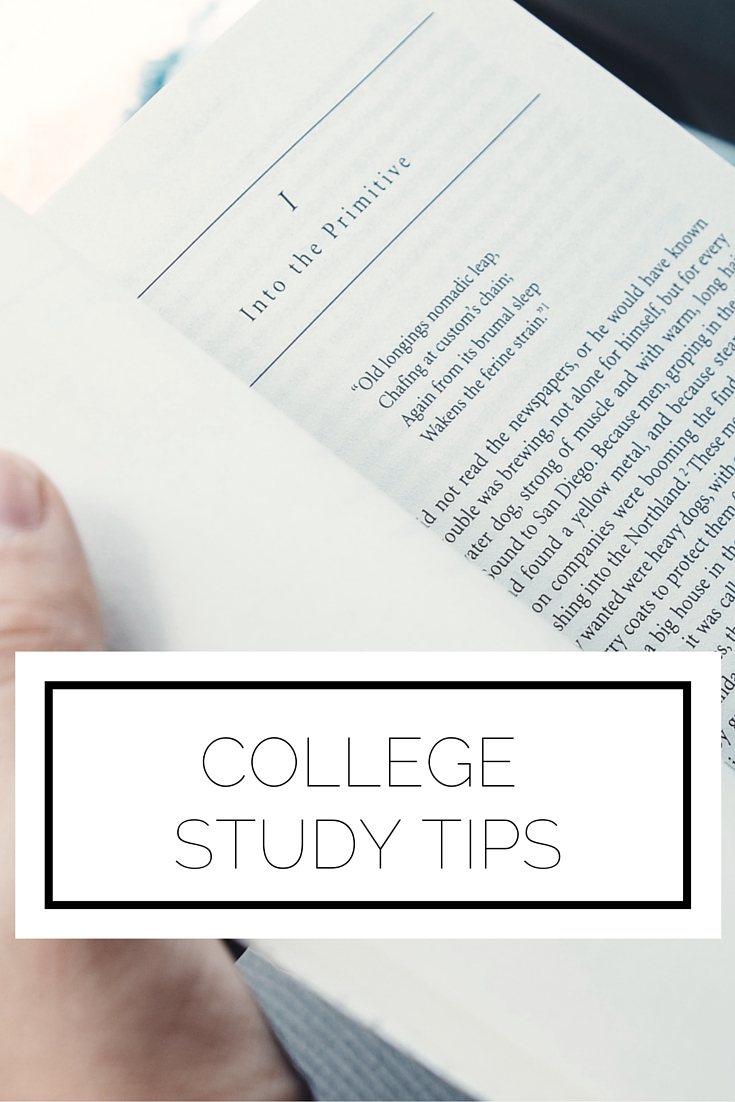 Click to read now or pin to save for later! Getting ready for a college exam? Here are tips to get you that A!
