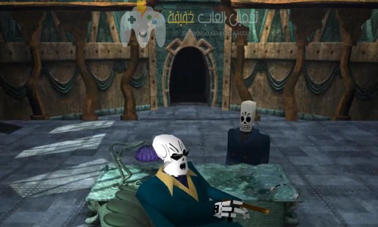 تحميل لعبة Grim Fandango Remastered برابط مباشر