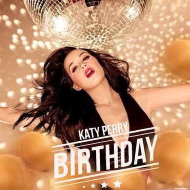 Katy Perry's Birthday Wishes pics free download