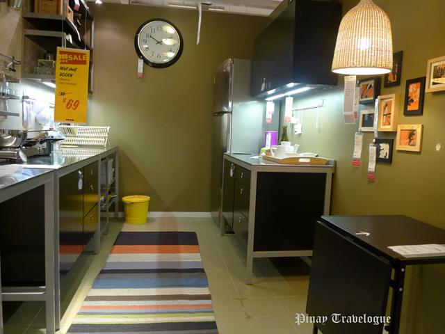 Pinay Travelogue: Ikea Fever Singapore!