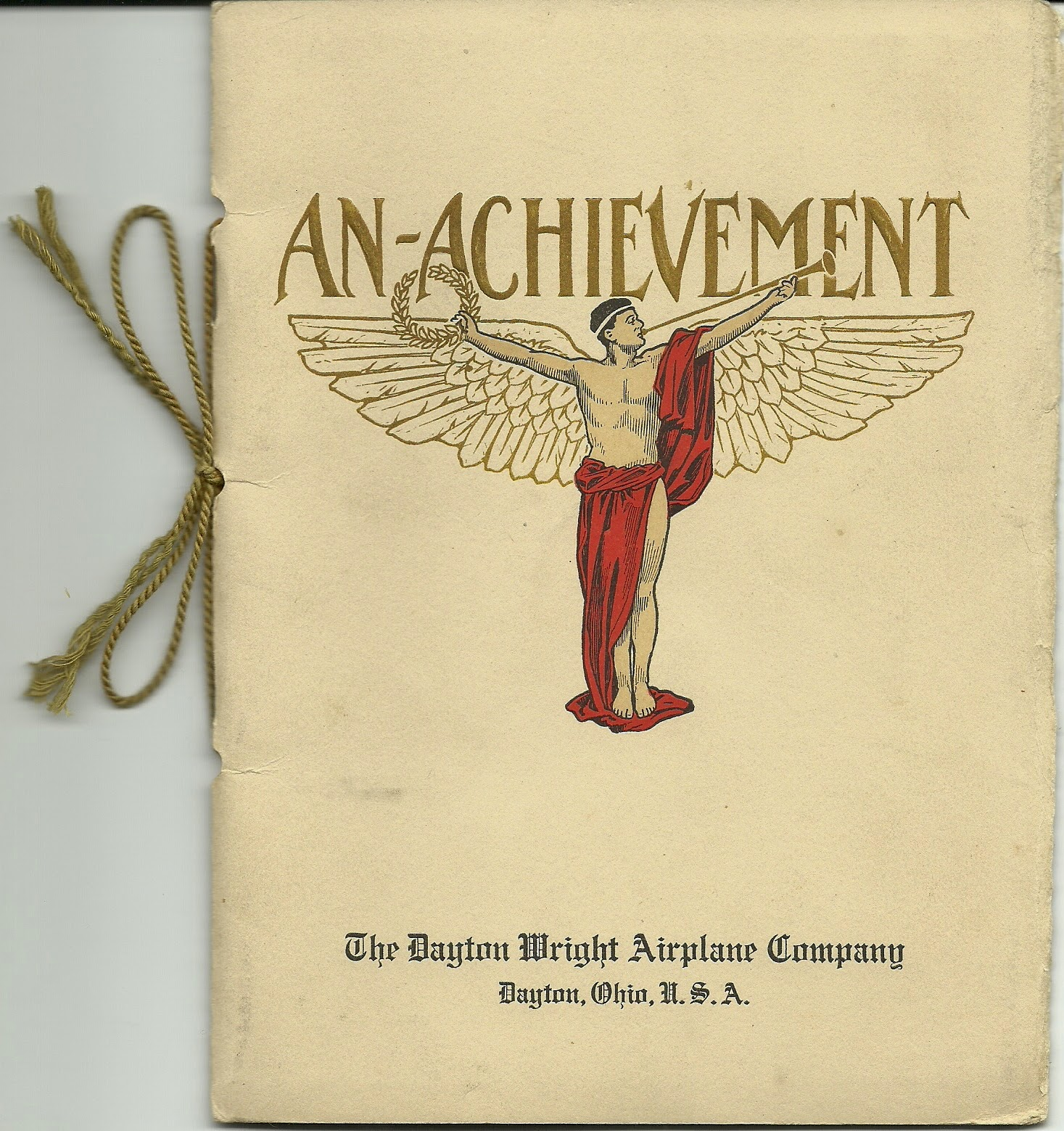 Getting the story wright just how many wright aviation companies dayton wright airplane company 1918 publication telling accomplishments of company malvernweather Images