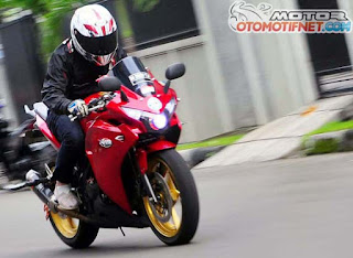 Modifikasi Cbr 250R Abs