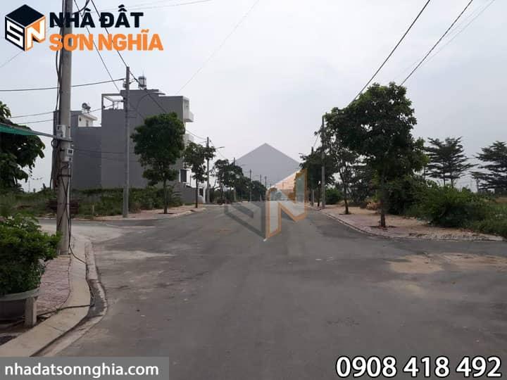 Đường trước nhà 16m