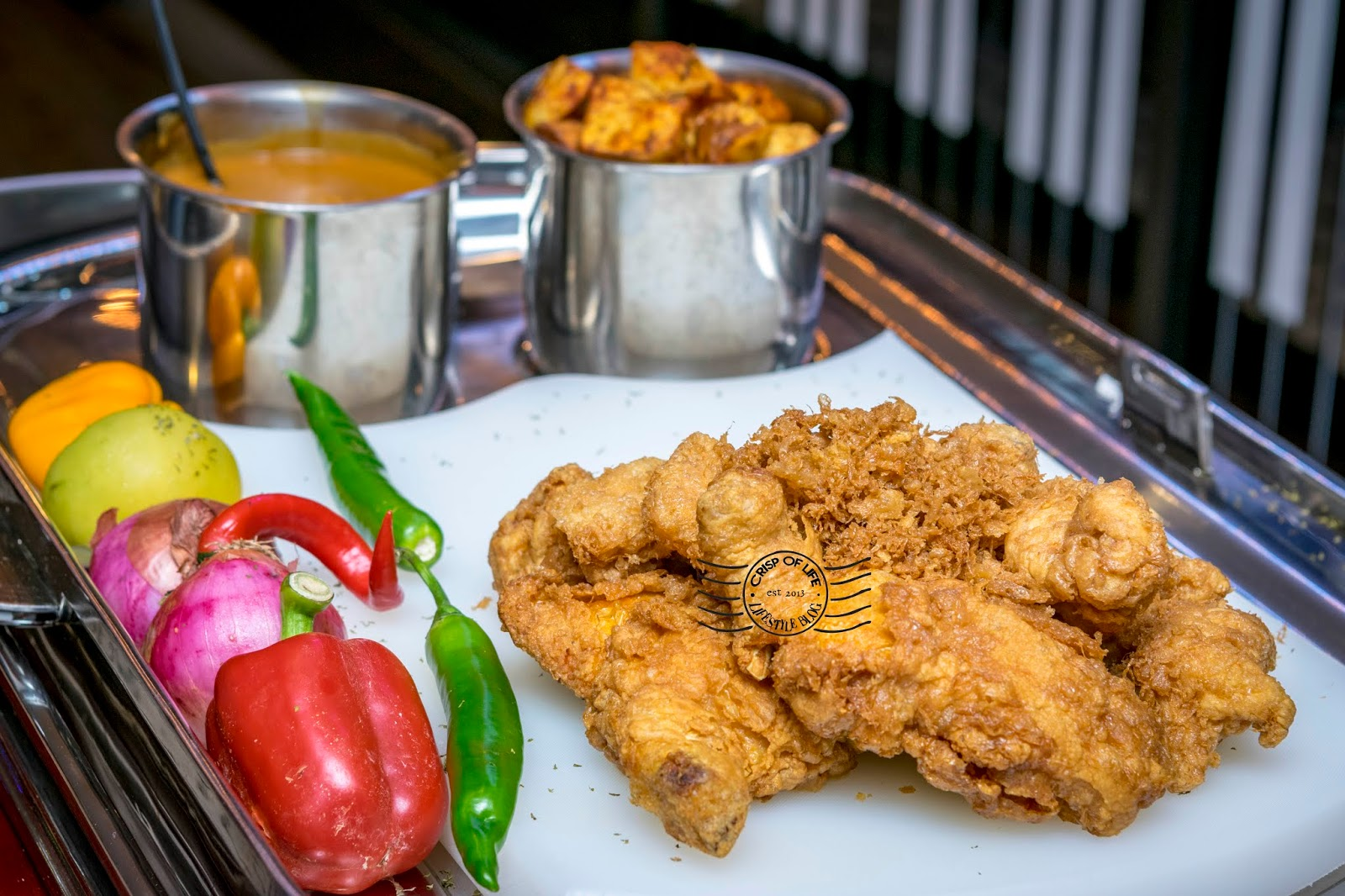 Kochabi Delights Buffet Dinner with Hainanese Cuisine @ Jazz Hotel Penang (Promotion - Buy 3 Free 1)